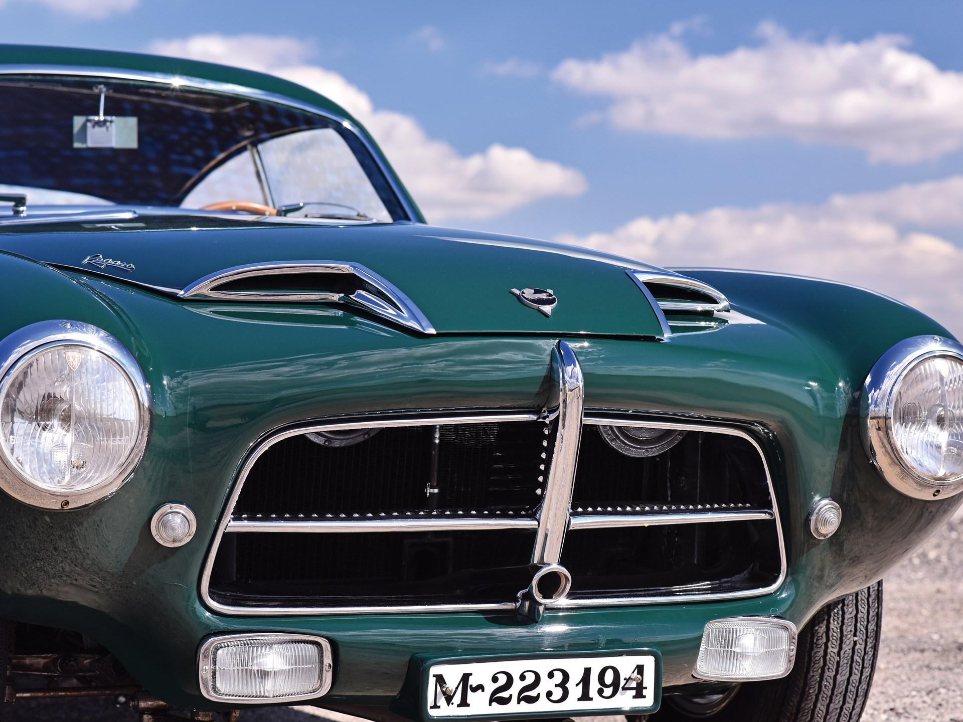 1954 Pegaso Z-102 3.2 Berlinetta by Touring