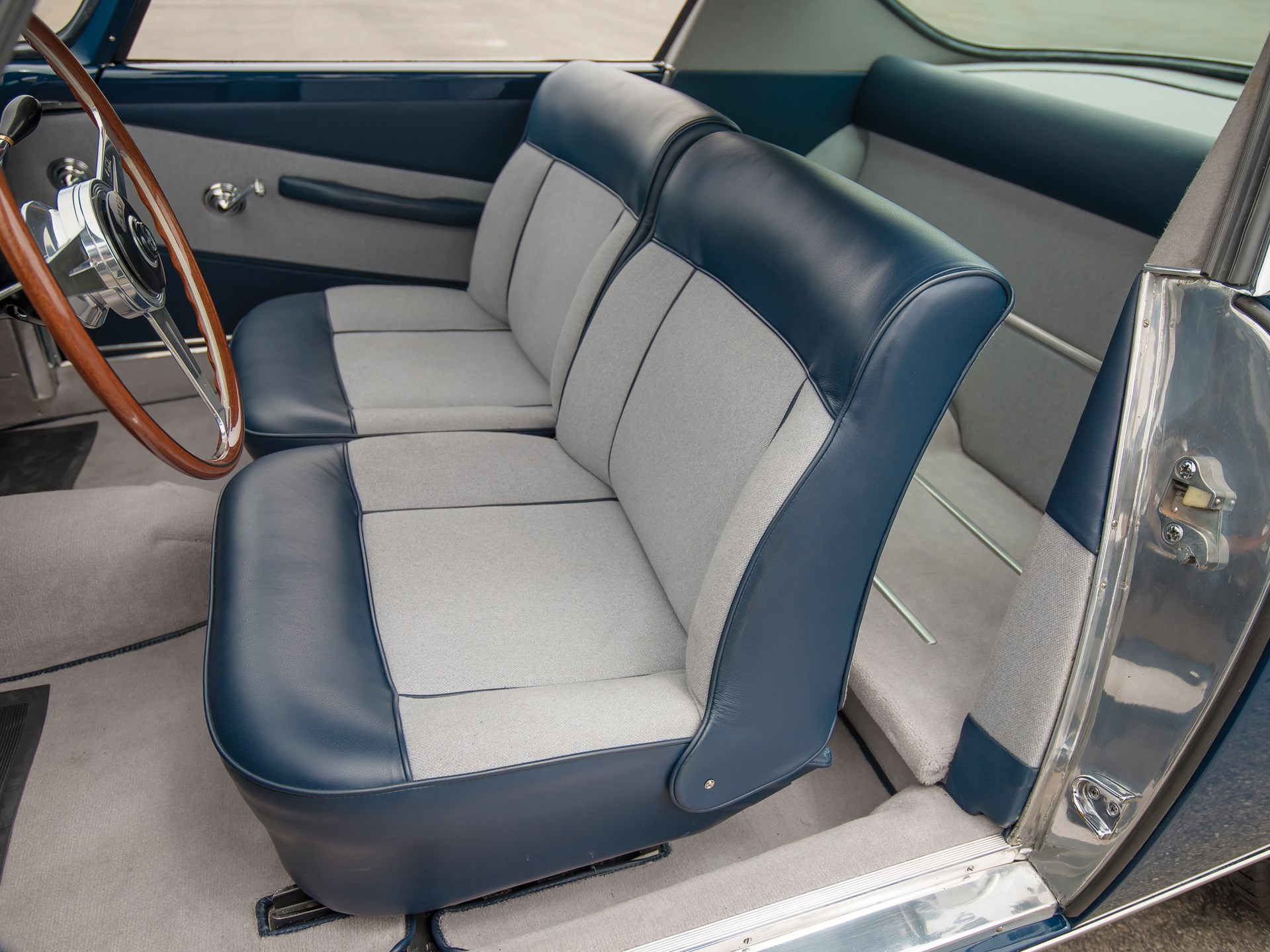 Rm Sothebys 1957 Alfa Romeo 1900 Super Sprint Coupe By Touring Marathon Motor Wiring Color