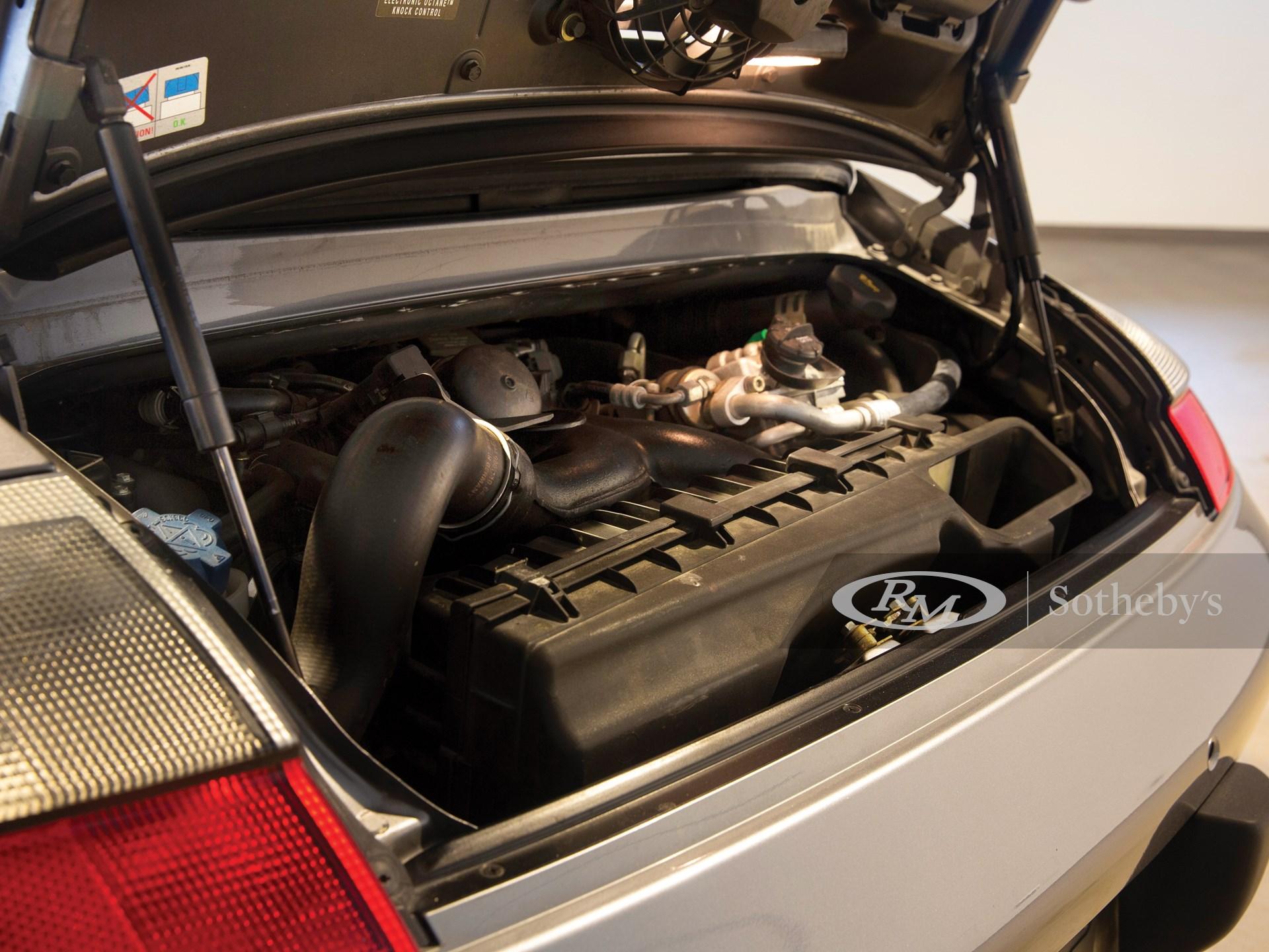 2005 Porsche 911 Turbo S Cabriolet  -
