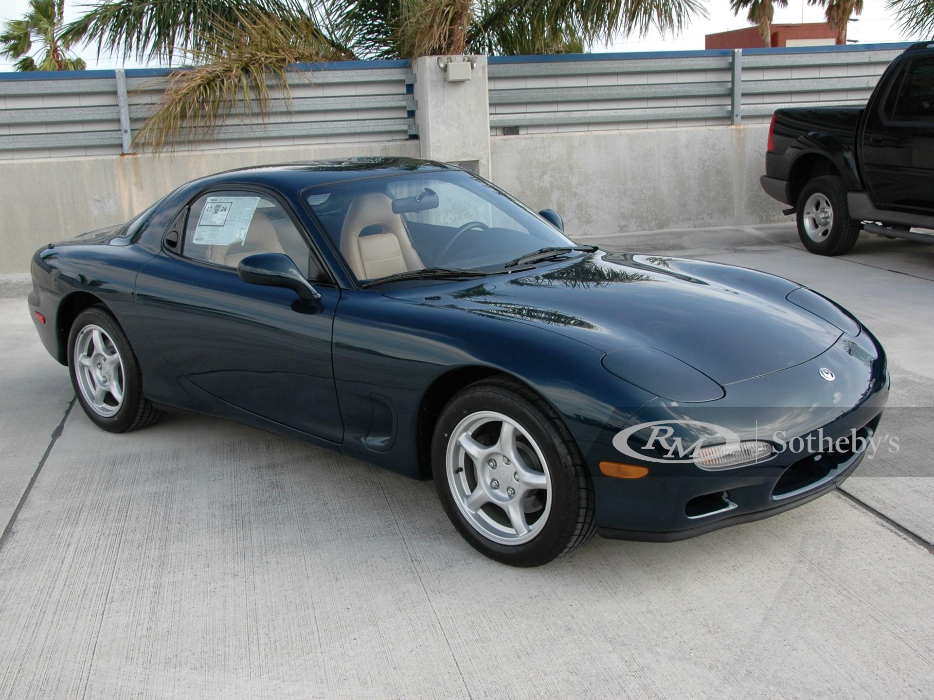 1995 Mazda RX-7 Coupe  -