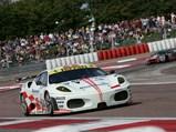 2006 Ferrari F430 GT2  - $The JMB Racing Ferrari F430 GT2 at the 2006 FIA GT Championship Dijon