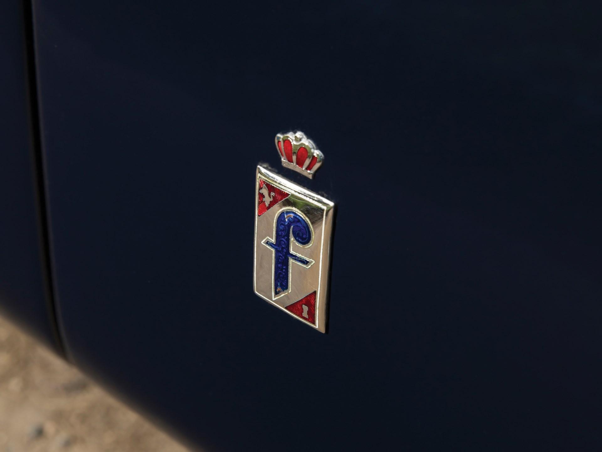 1947 Bristol 400 Cabriolet by Pinin Farina