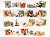 Collection of Toy Dogs - $