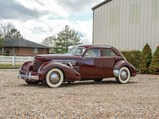 1937 Cord 812 'Armchair' Beverly  - $
