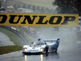 1983 Porsche 956 Group C  - $Chassis no. 956-110 races to a first place finish at Brands Hatch in 1983.