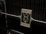 "1928 Cadillac V-8 ""Al Capone"" Town Sedan  - $"