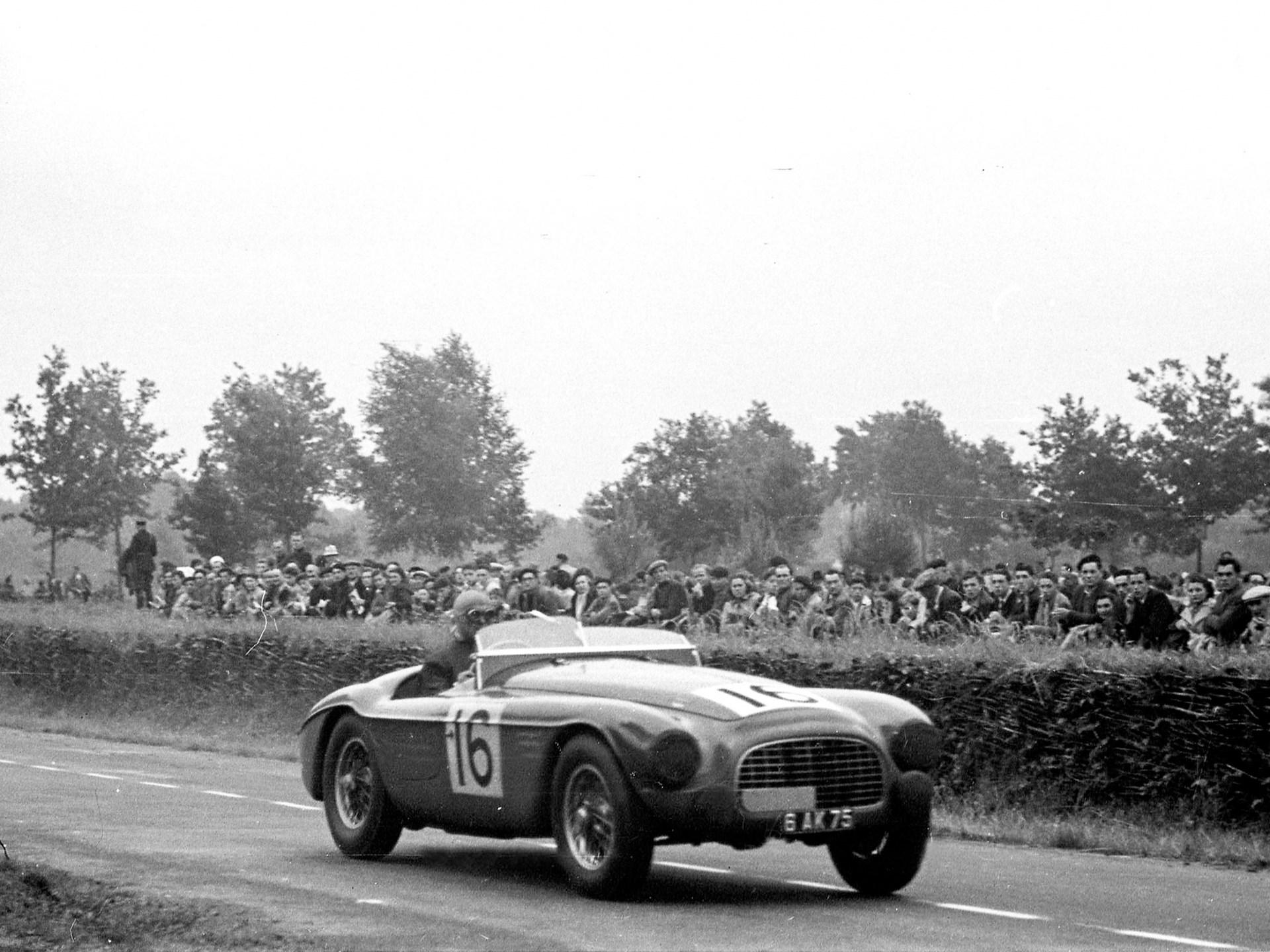 Le Mans 1951.
