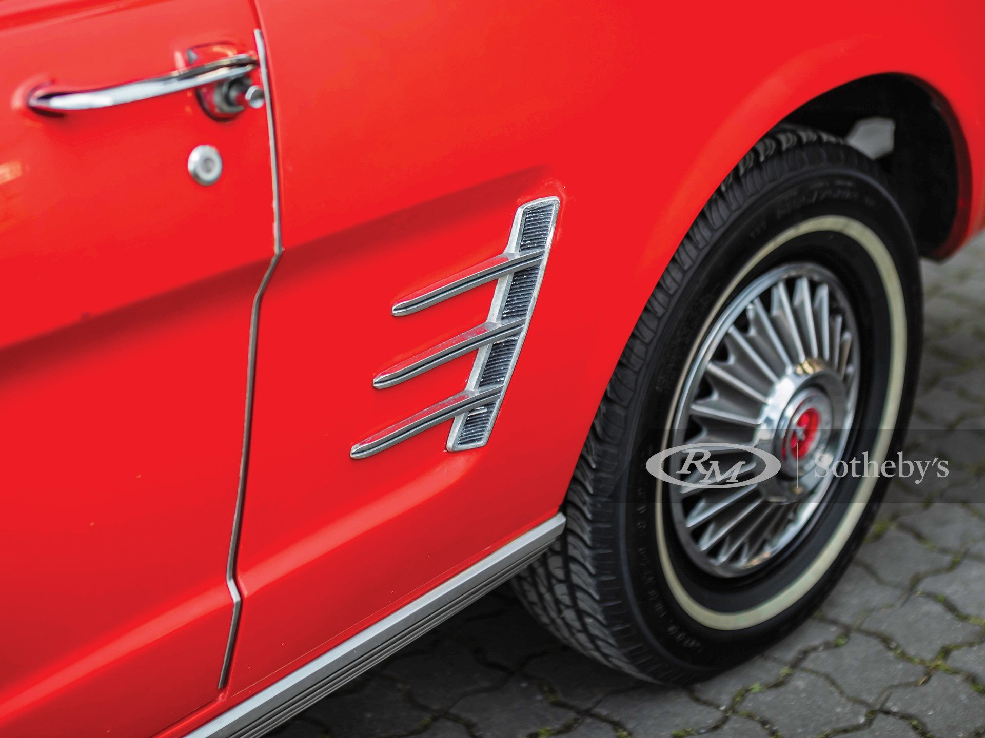 1966 Ford Mustang Coupé  -