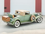 1931 Chrysler CG Imperial Convertible Coupe by LeBaron - $