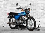 1976 Kawasaki KH100-B7  - $