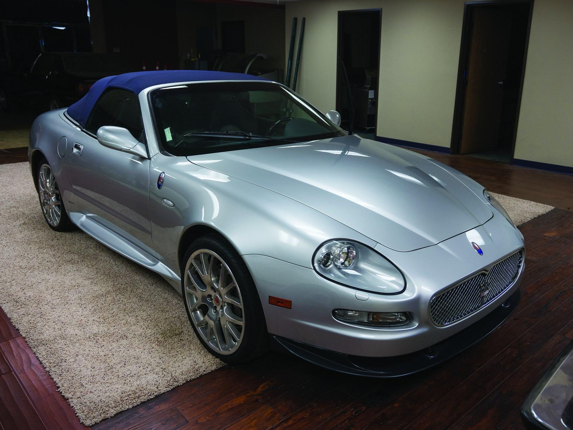RM Sotheby\'s - 2005 Maserati Spyder 90th Anniversary   Santa Monica 2016