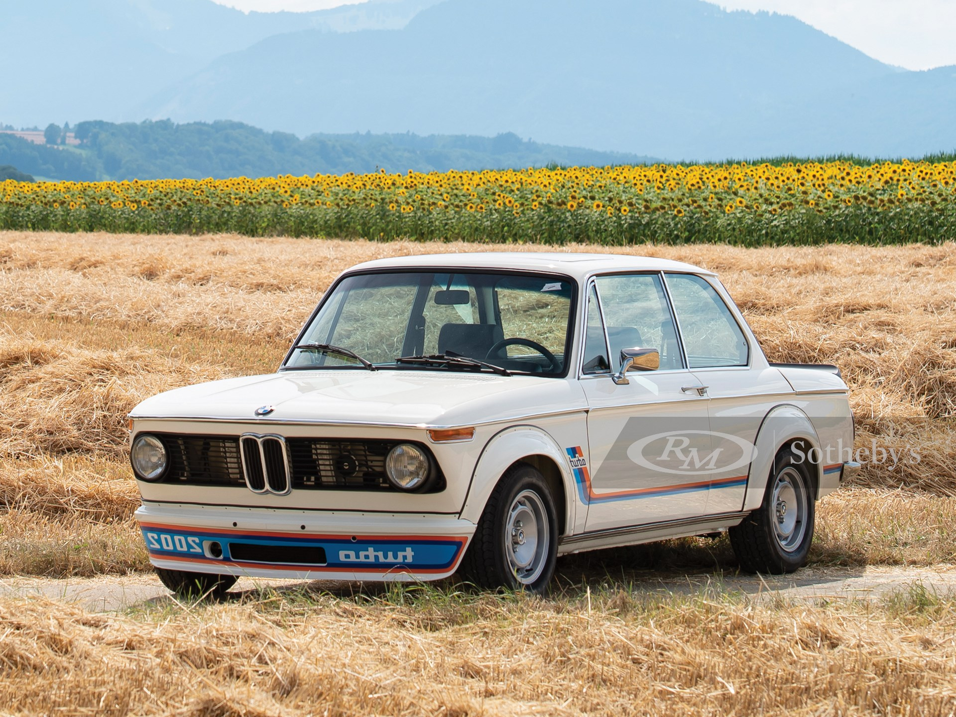 1974 Bmw 2002 Turbo London 2019 Rm Sotheby S