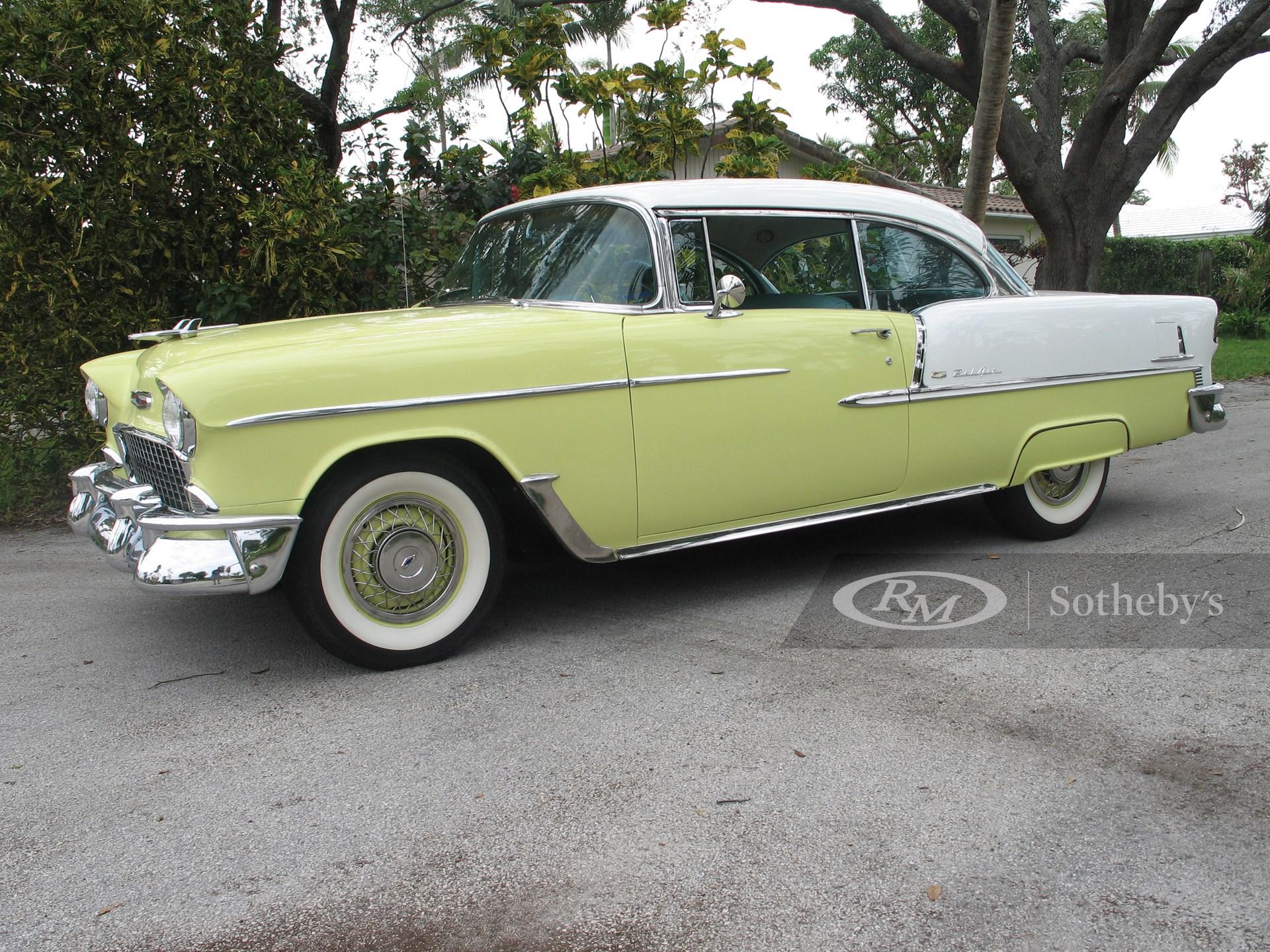 1955 Chevrolet Bel Air 2D  -