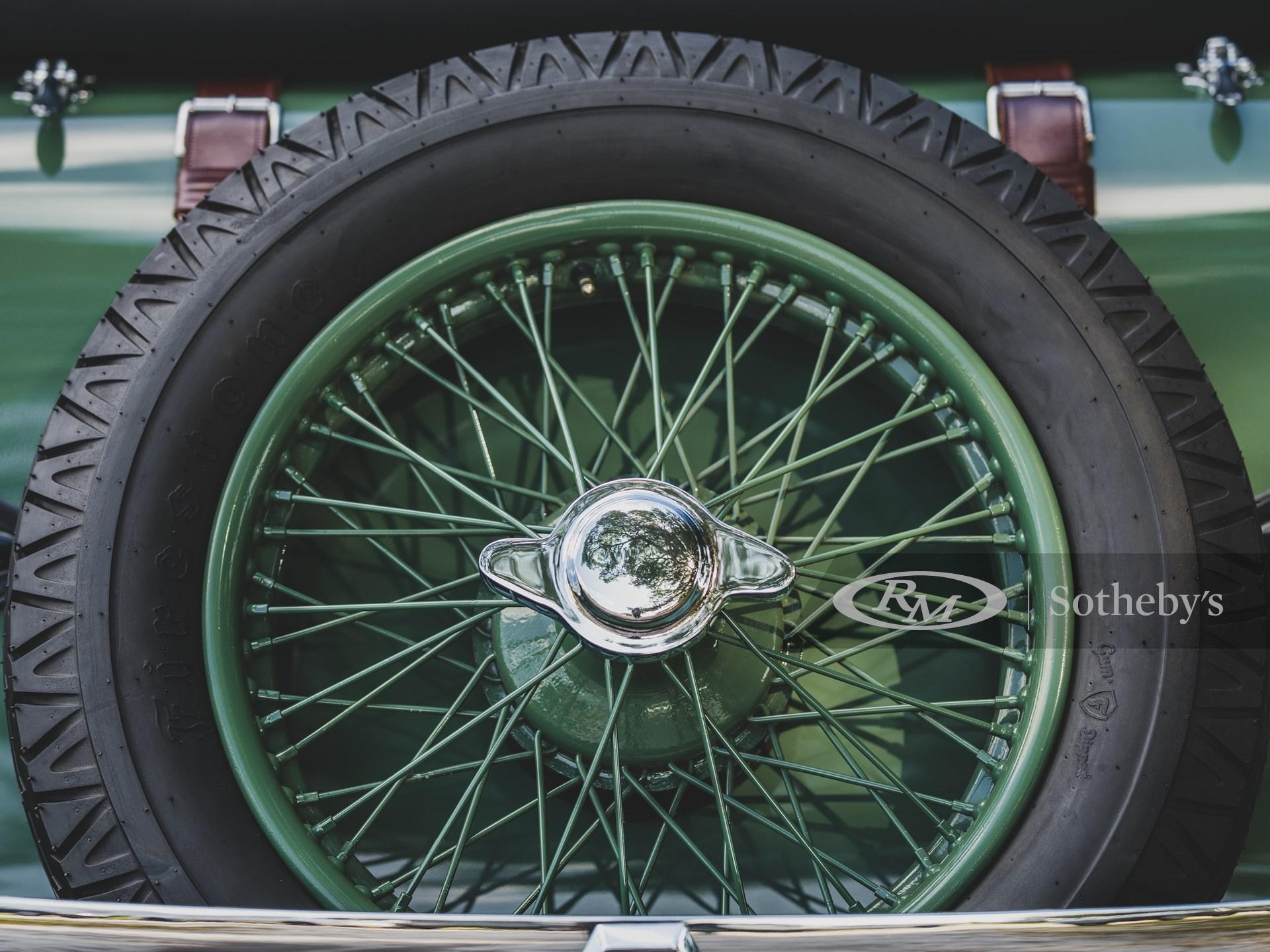 1937 SS Jaguar 2½-Litre Tourer  -