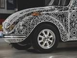 """1970 Volkswagen Beetle """"Casa Linda Lace"""" by Rafael Esparza-Prieto - $"""