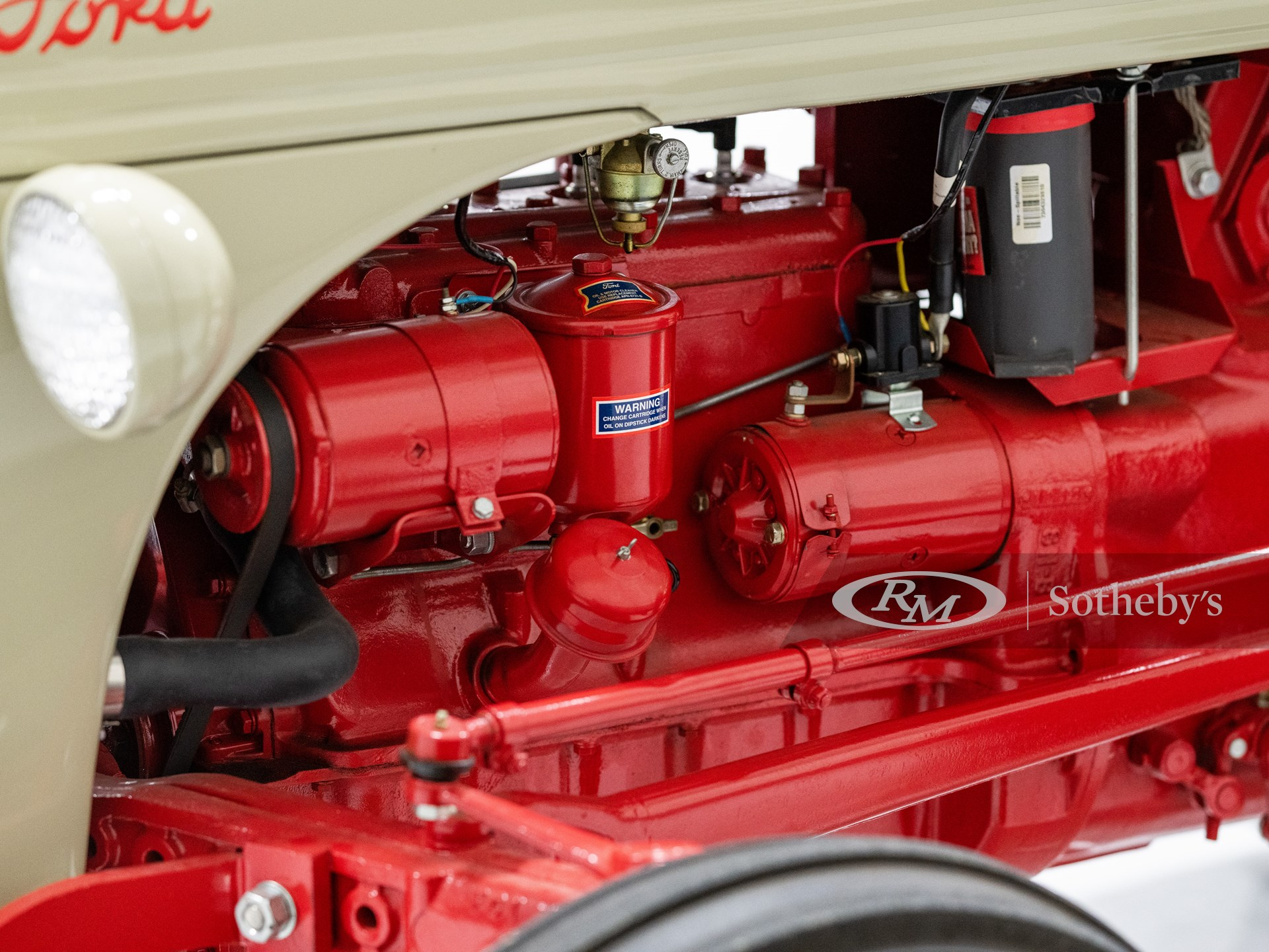 1952 Ford 8N Tractor  -