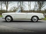 1962 Fiat 1500 S Cabriolet by Pininfarina - $