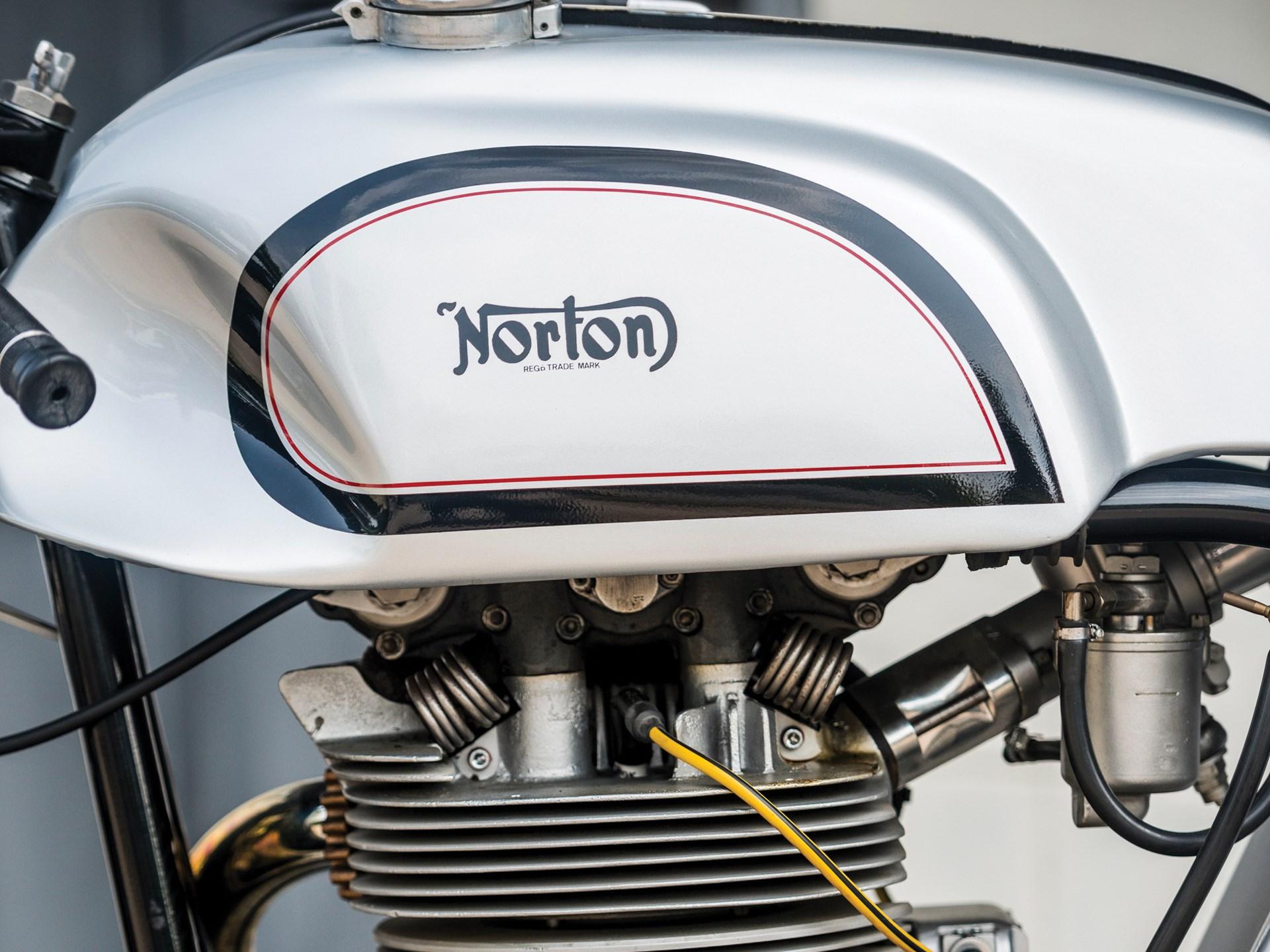 1963 Norton Manx 30M