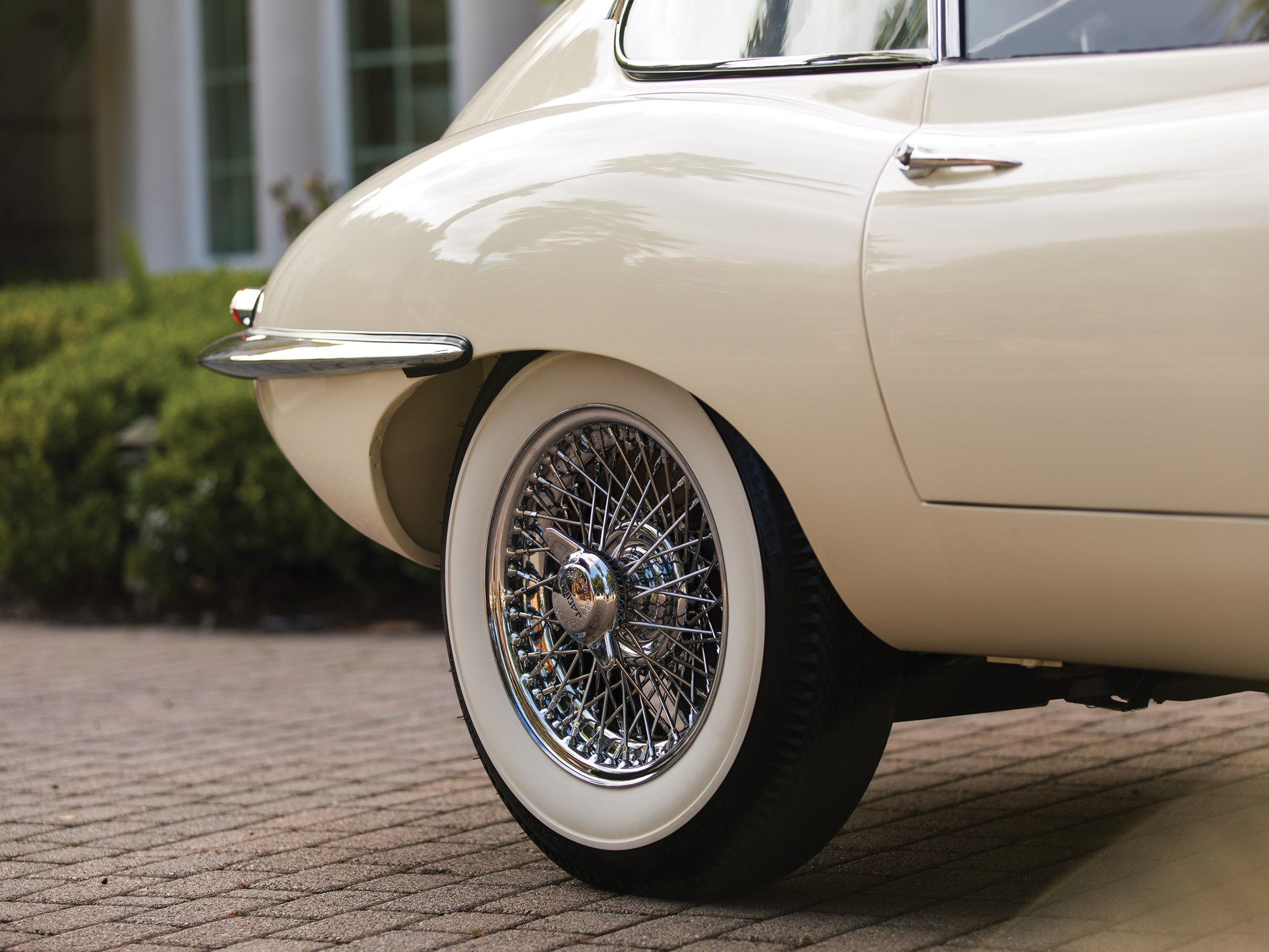 1961 Jaguar E-Type Series 1 3.8-Litre Fixed Head Coupe