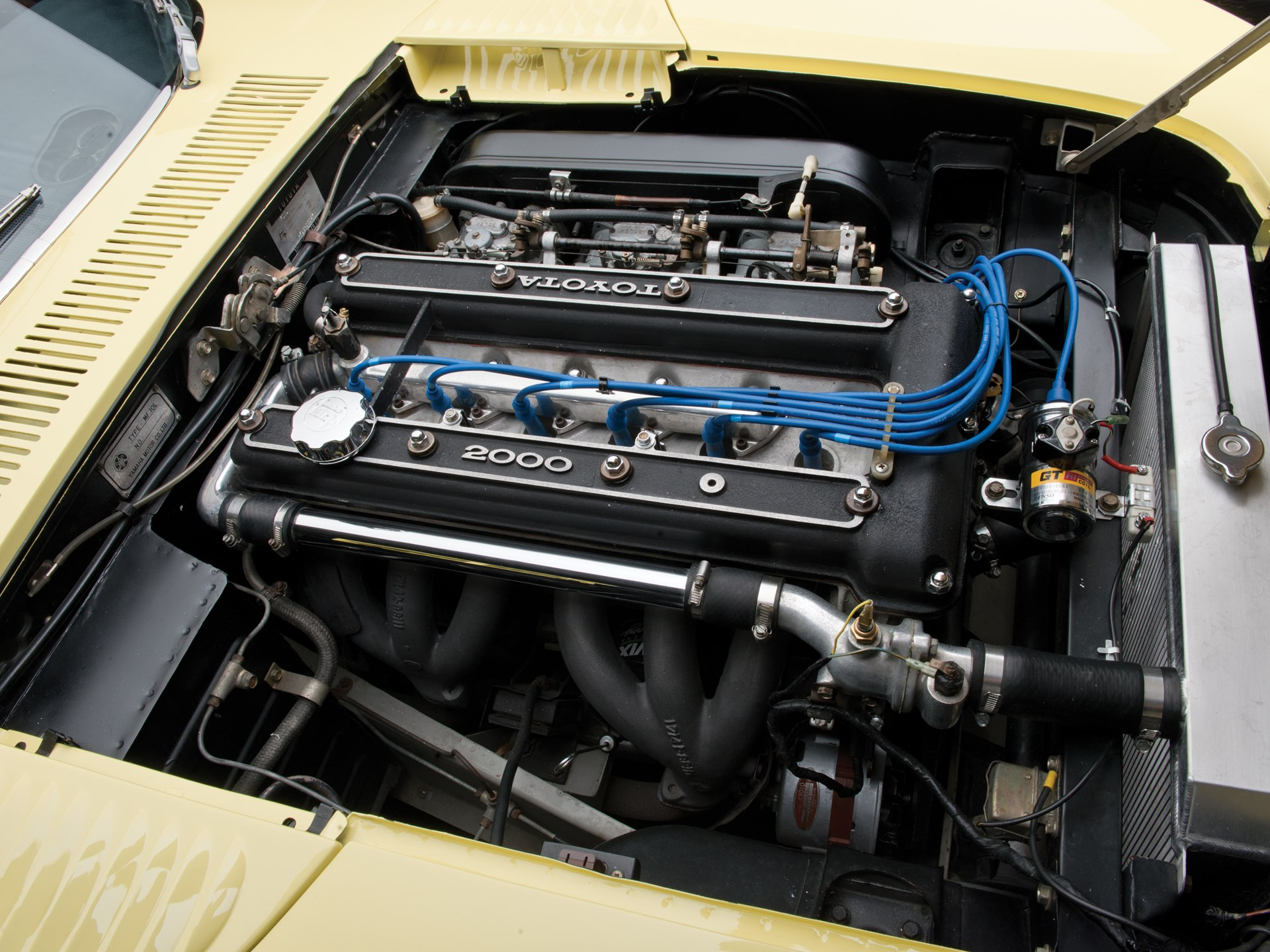 RM Sotheby's - 1967 Toyota 2000GT | The Don Davis Collection 2013