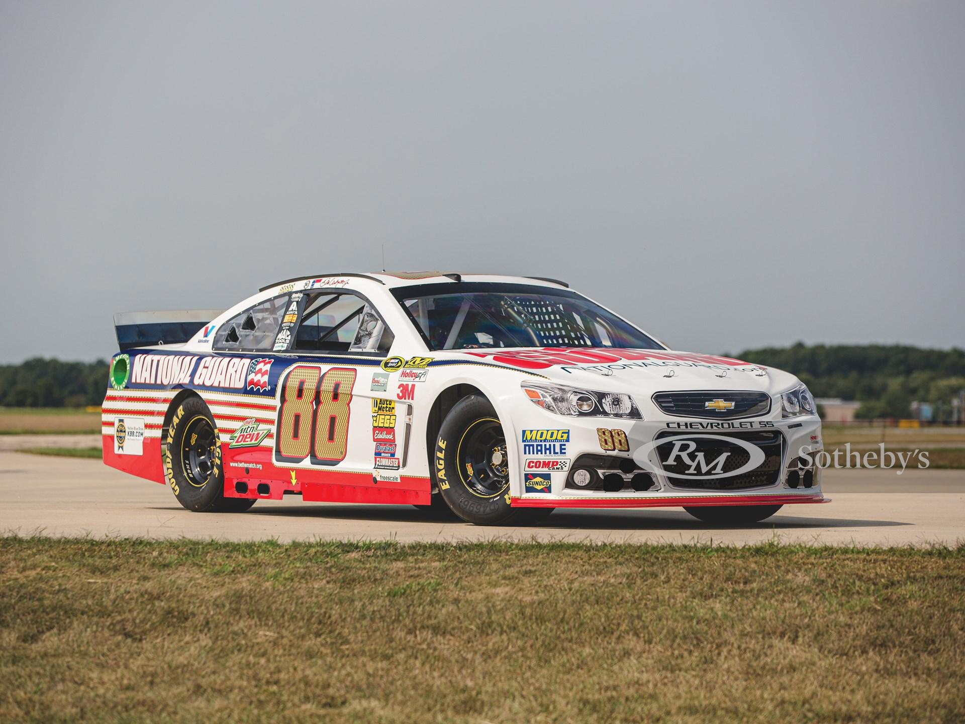 2012 Chevrolet Impala NASCAR 'Dale Earnhardt Jr.'  -