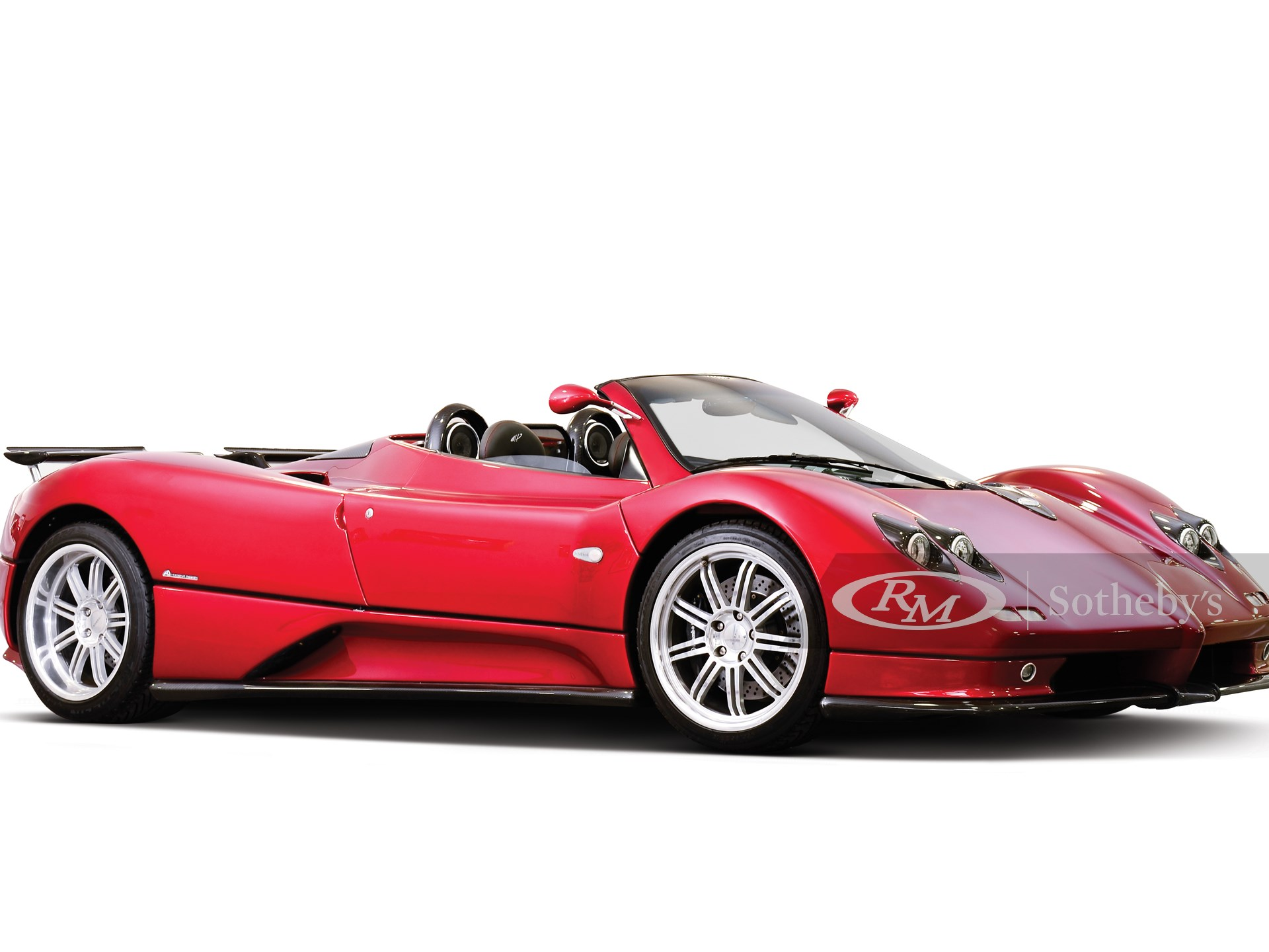 2005 Pagani Zonda C12 7.3 S Roadster