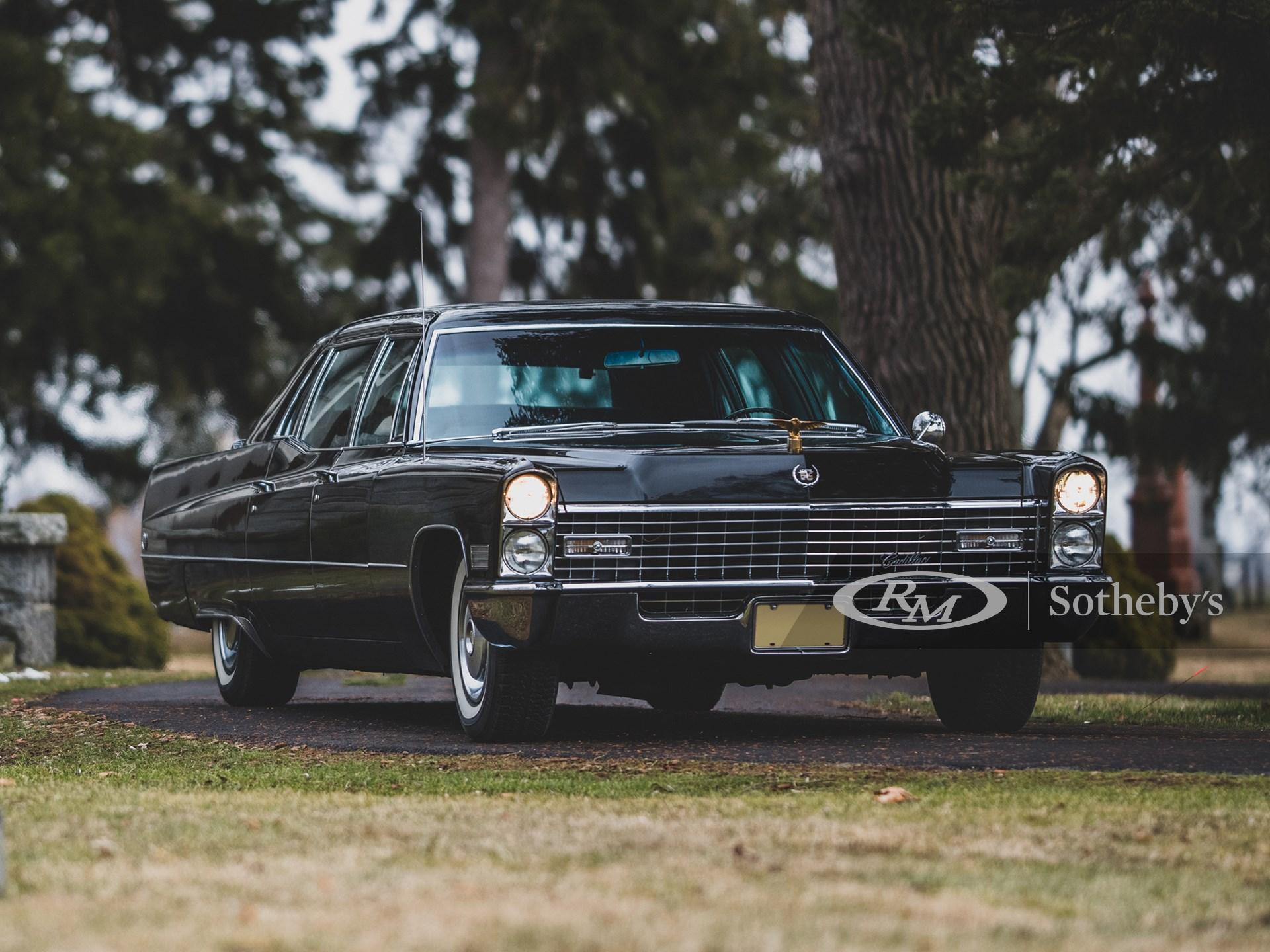 1967 Cadillac Series 75 Fleetwood Limousine  -