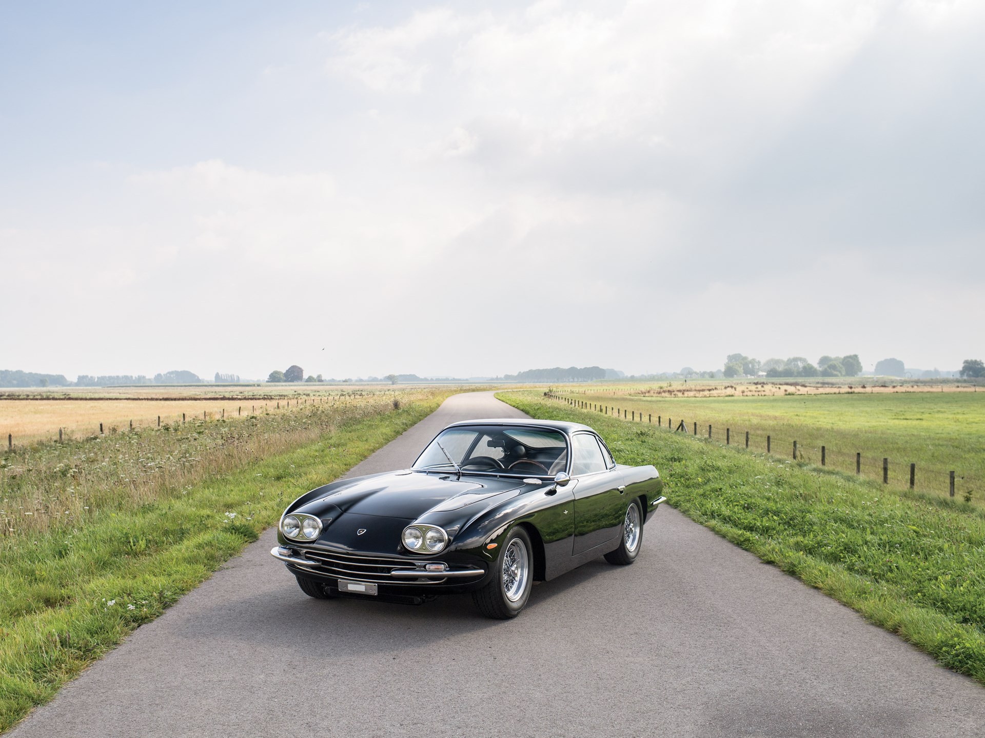 Rm Sotheby S 1966 Lamborghini 400 Gt 2 2 By Touring London 2017