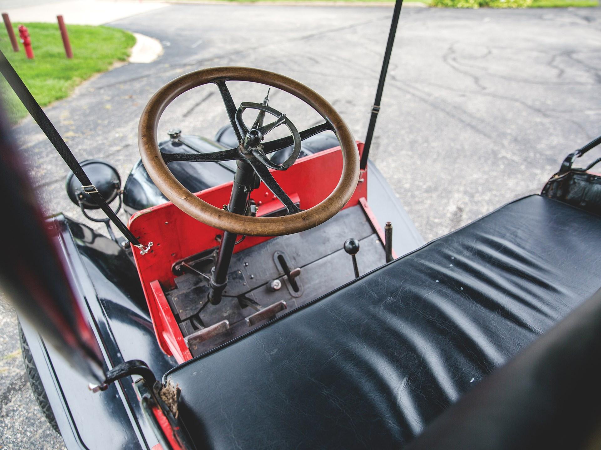 1916 Buick D-4 Express Truck