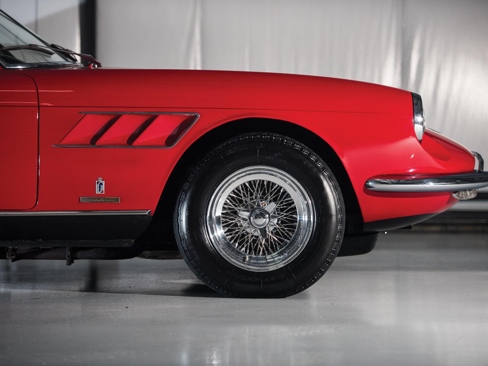 1967 Ferrari 330 GTC by Pininfarina