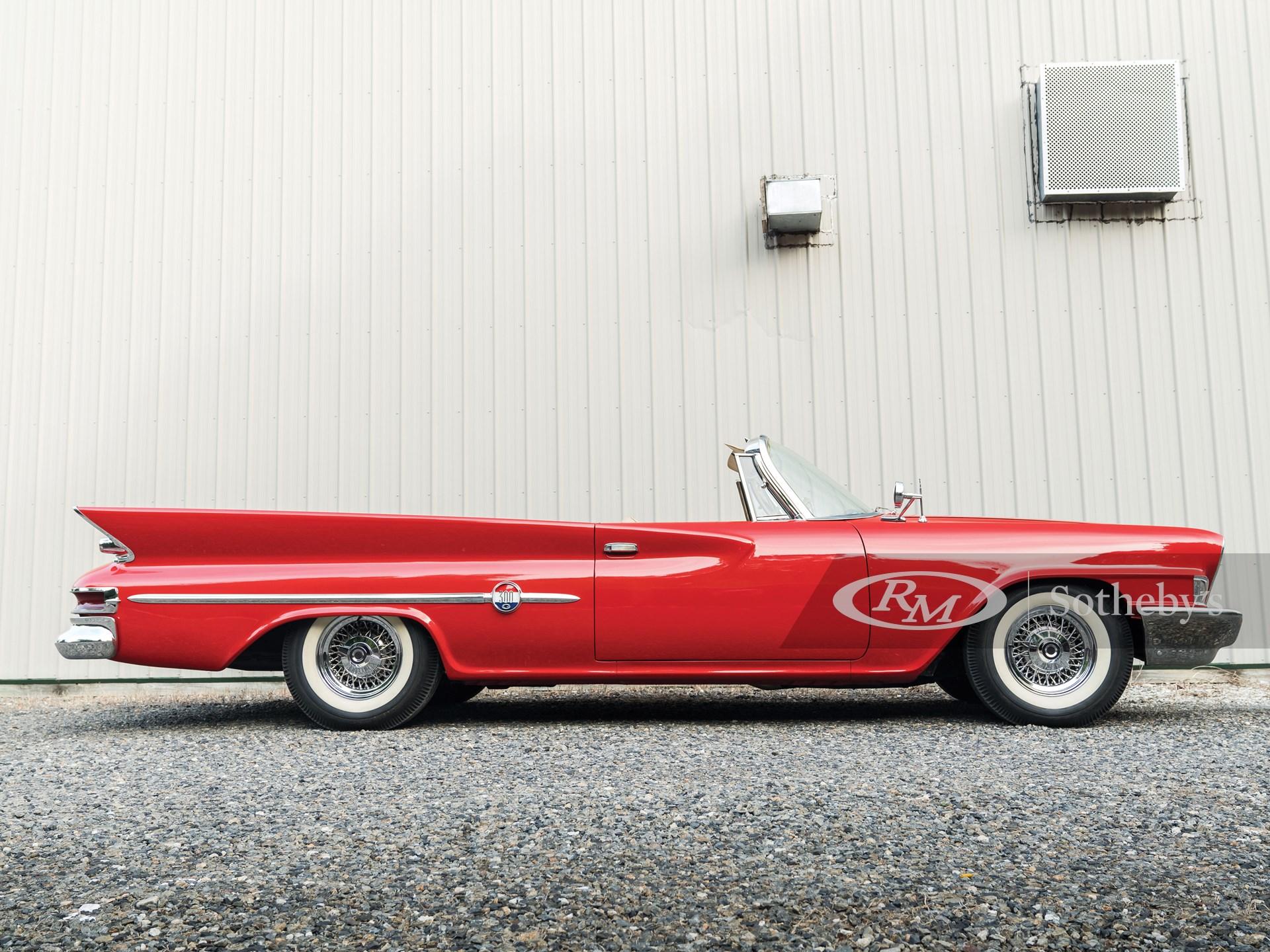 1961 Chrysler 300G Convertible  -