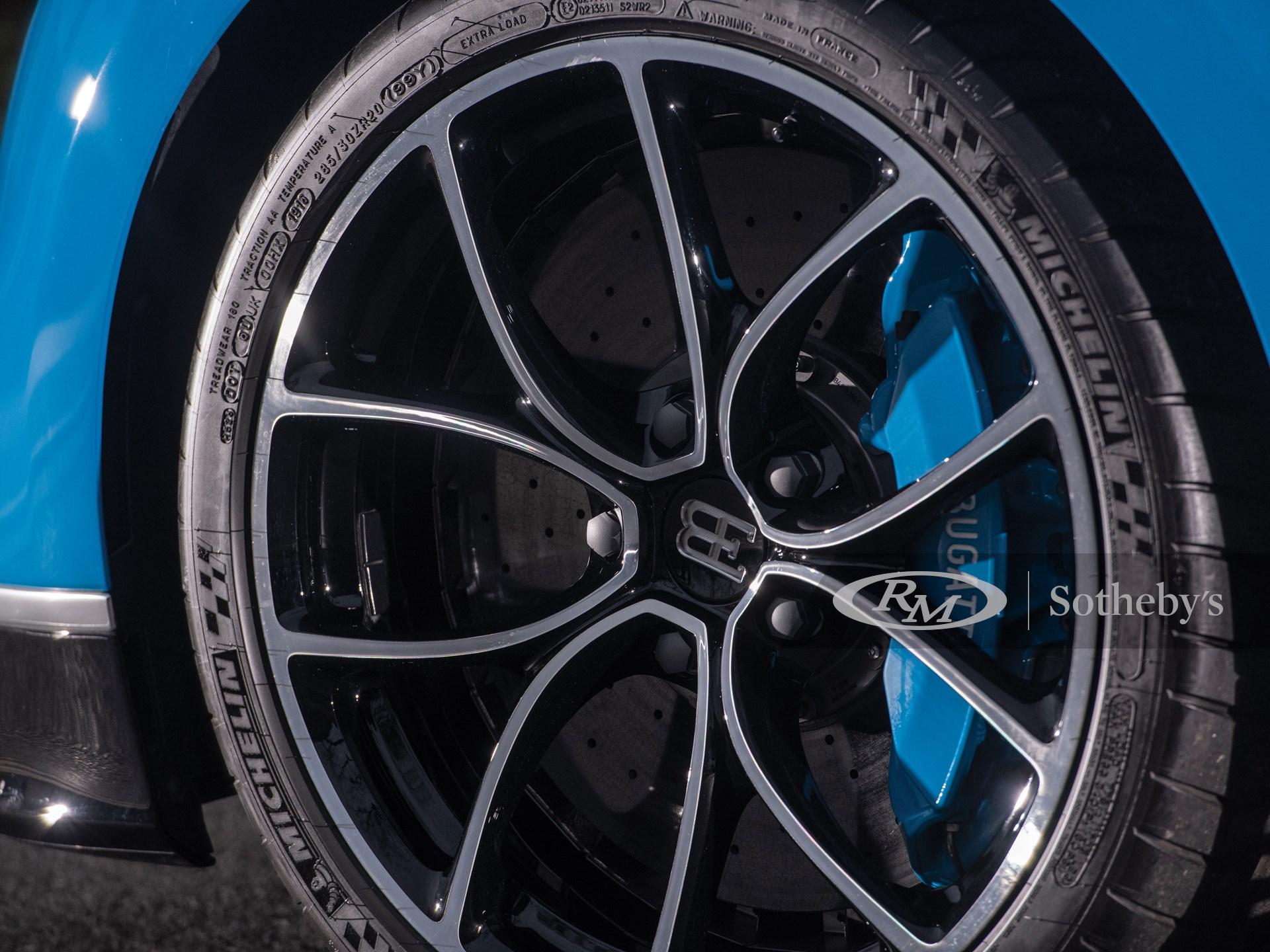 2018 Bugatti Chiron  -