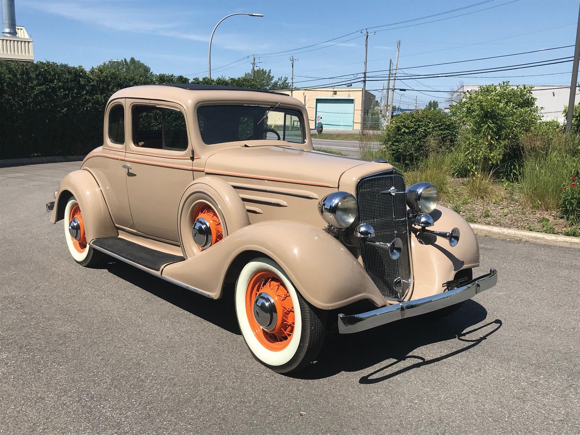 RM Sotheby's - 1934 Chevrolet Master | Auburn Fall 2019
