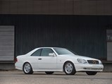 1996 Mercedes-Benz S 600 AMG Coupé  - $