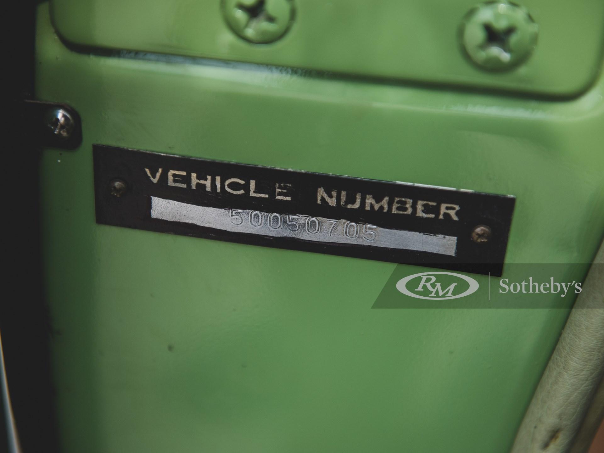 1949 DeSoto Custom Convertible  -