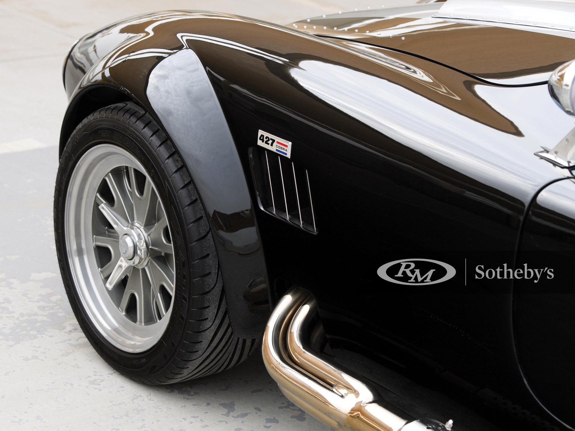 1965 Backdraft Racing Cobra  -