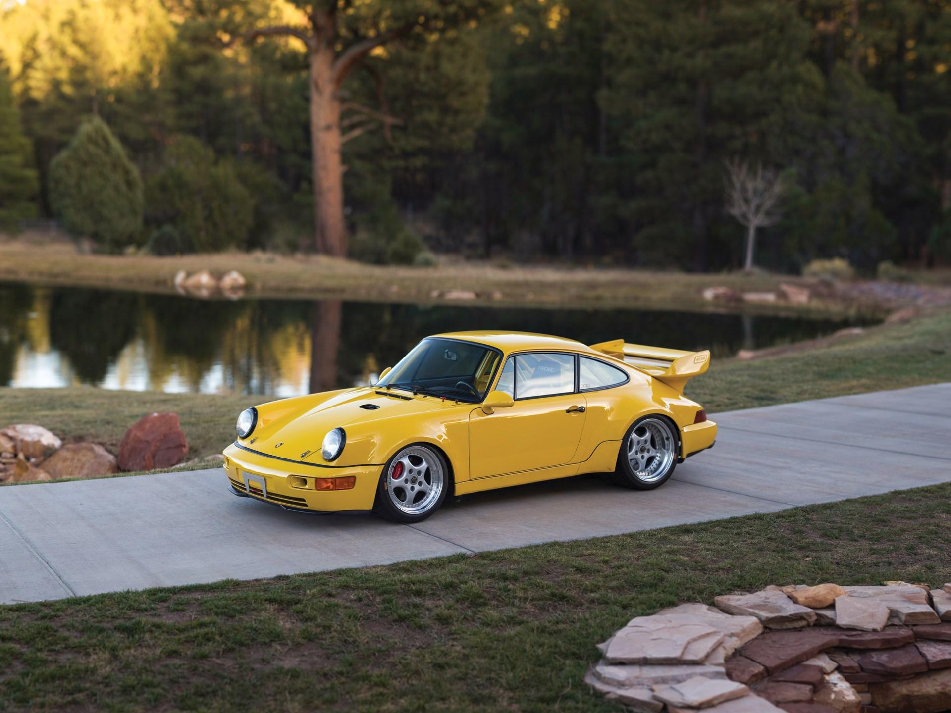 RM Sotheby's - 1993 Porsche 911 Carrera RSR 3 8 | Amelia Island 2018