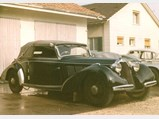 1939 Talbot-Lago T23 Major 4-Litre Cabriolet  - $The T23 during Mr. Steiner's ownership in the 1980s showing its excellent overall condition.
