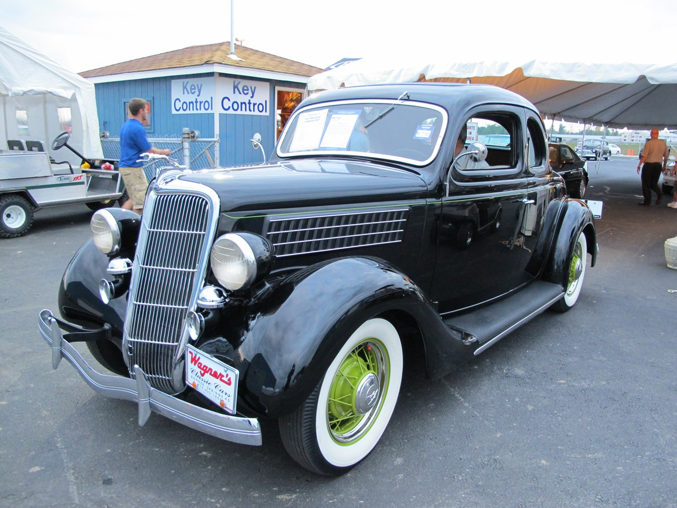 RM Sotheby\'s - 1935 Ford Deluxe   Auctions America by RM - Auburn ...