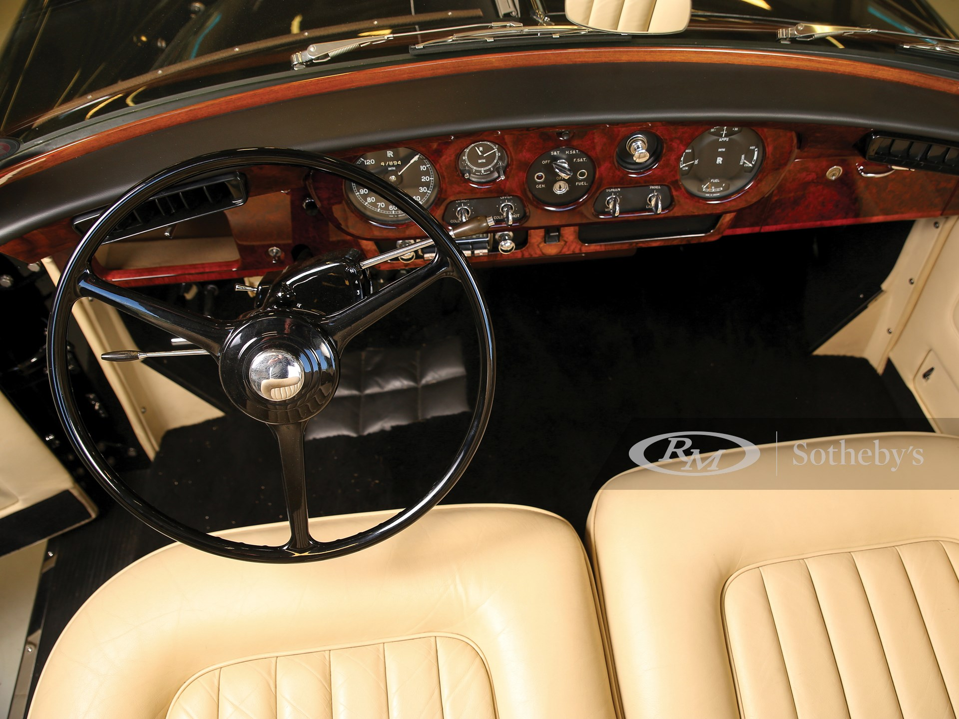 1963 Rolls-Royce Silver Cloud III  -