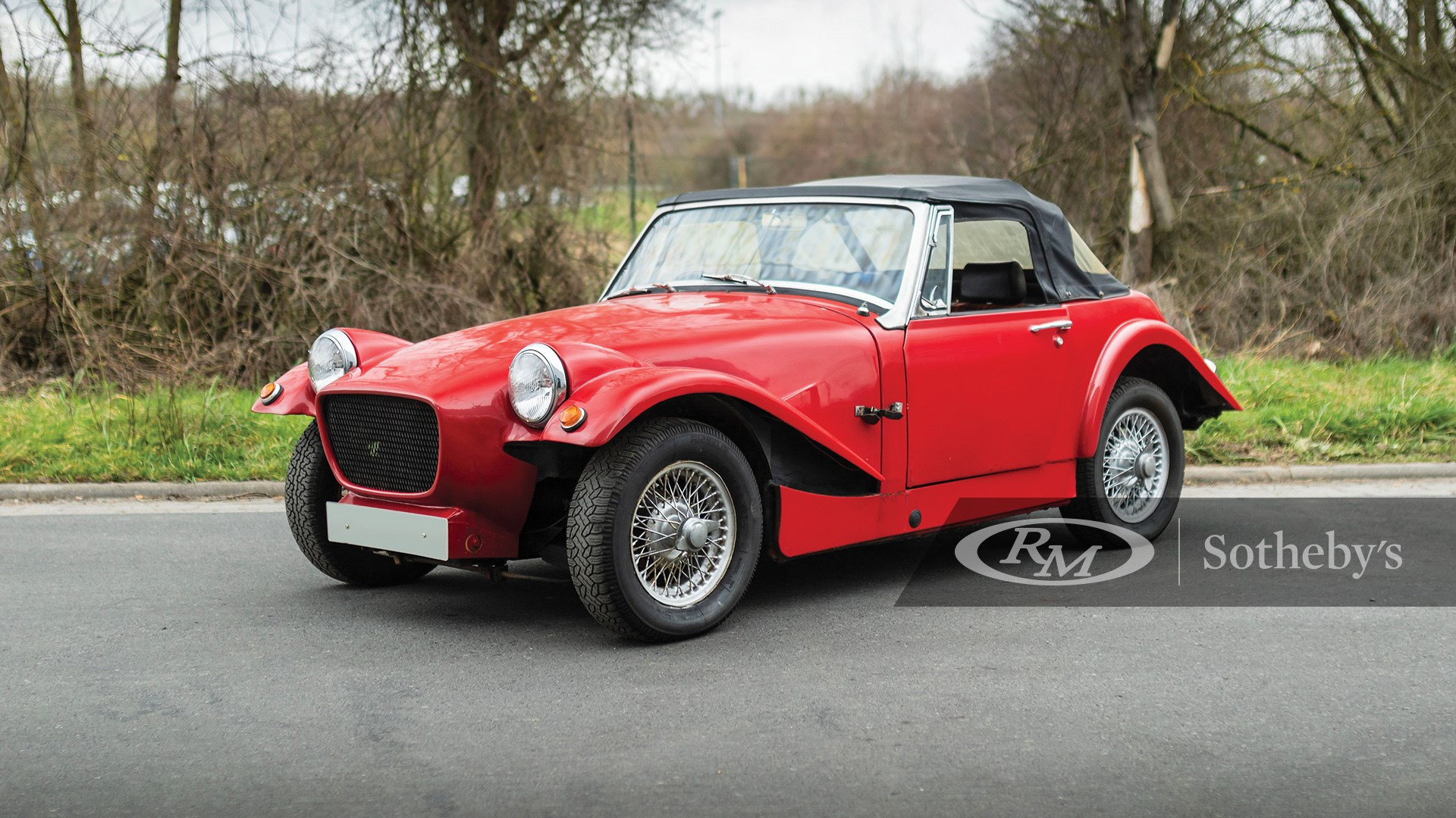 The European Sale Featuring The Petitjean Collection, 1966 Austin-Healey Sprite Arkley