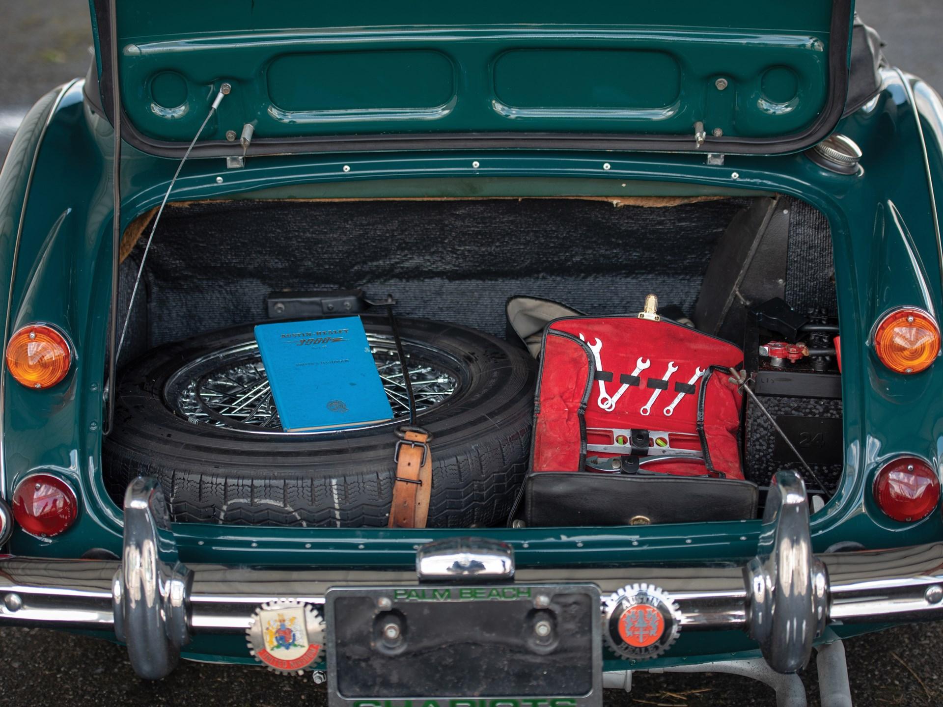 1967 Austin-Healey 3000 Mk III BJ8