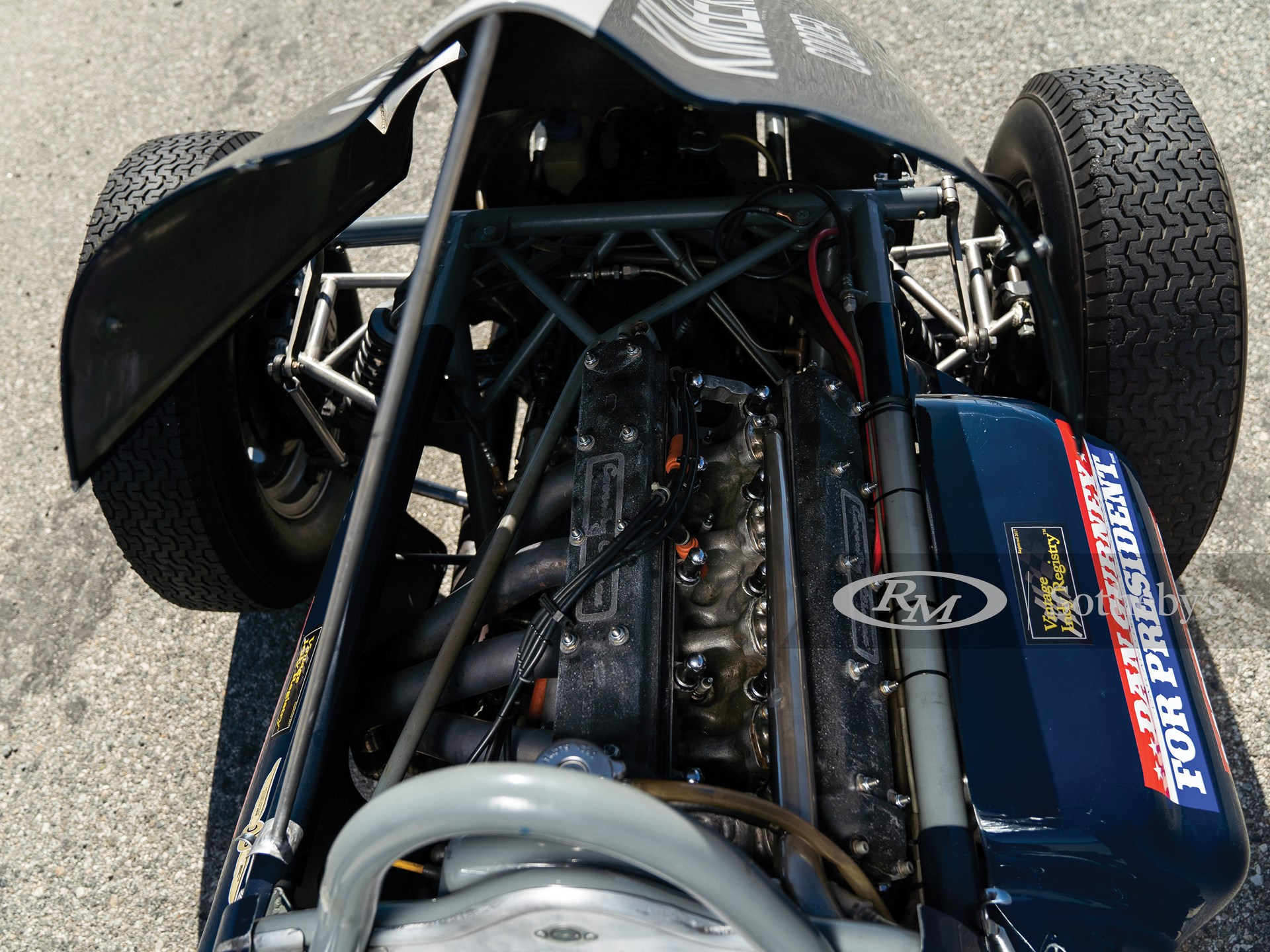 """1961 Cooper-Climax T54 """"Kimberly Cooper Spl.""""  -"""