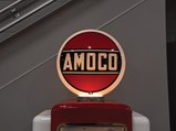 Wayne Model 100 A Gas Pump with Amoco Livery - $