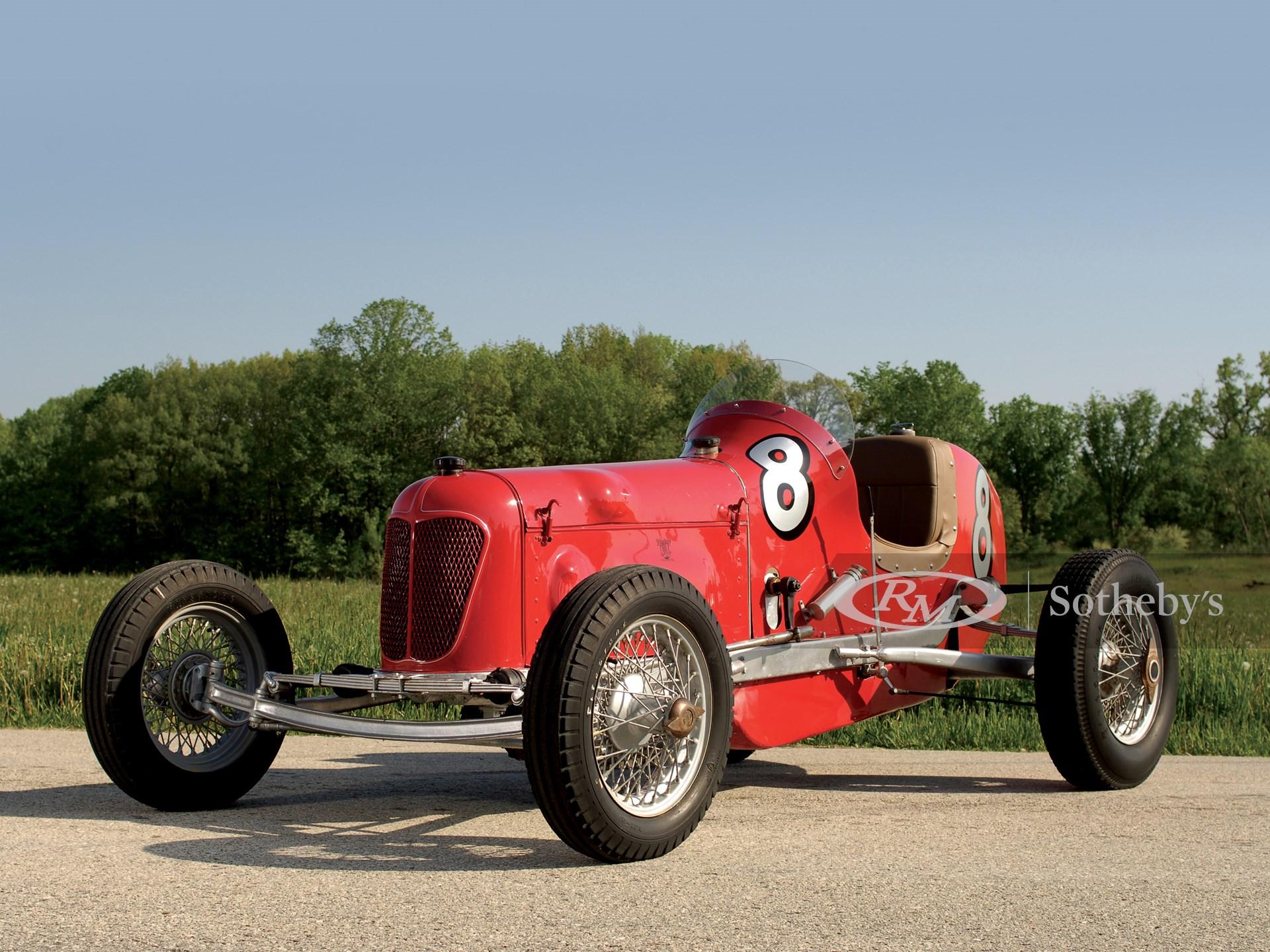 1934 Brisko-Dreyer Sprint Car