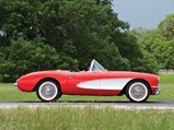 1957 Chevrolet Corvette Convertible  - $