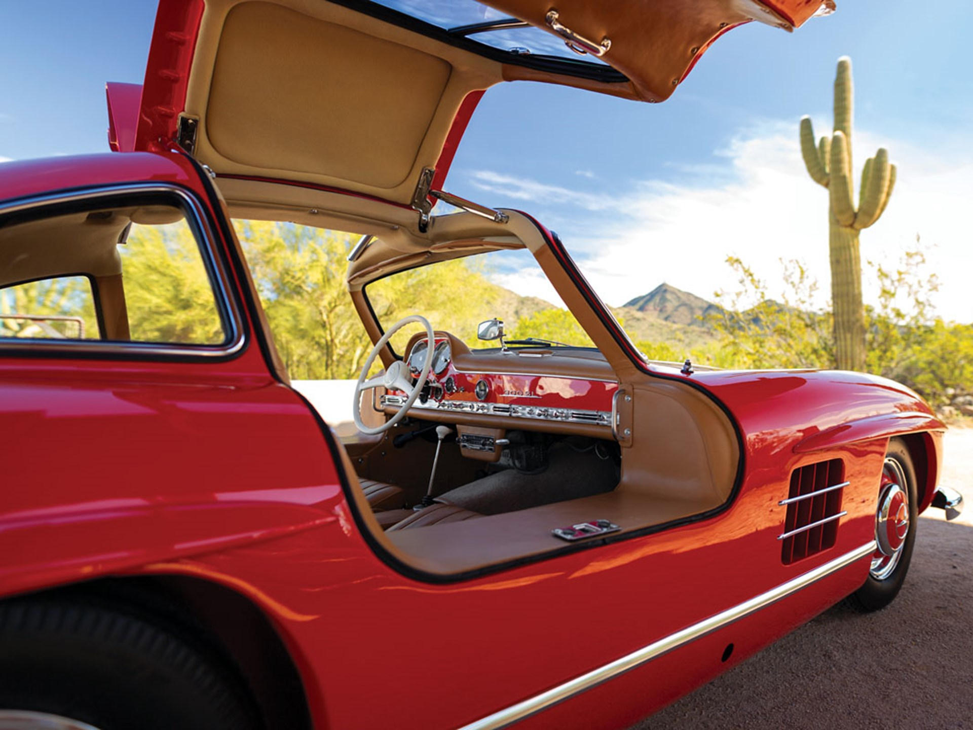 1955 Mercedes-Benz 300 SL Gullwing