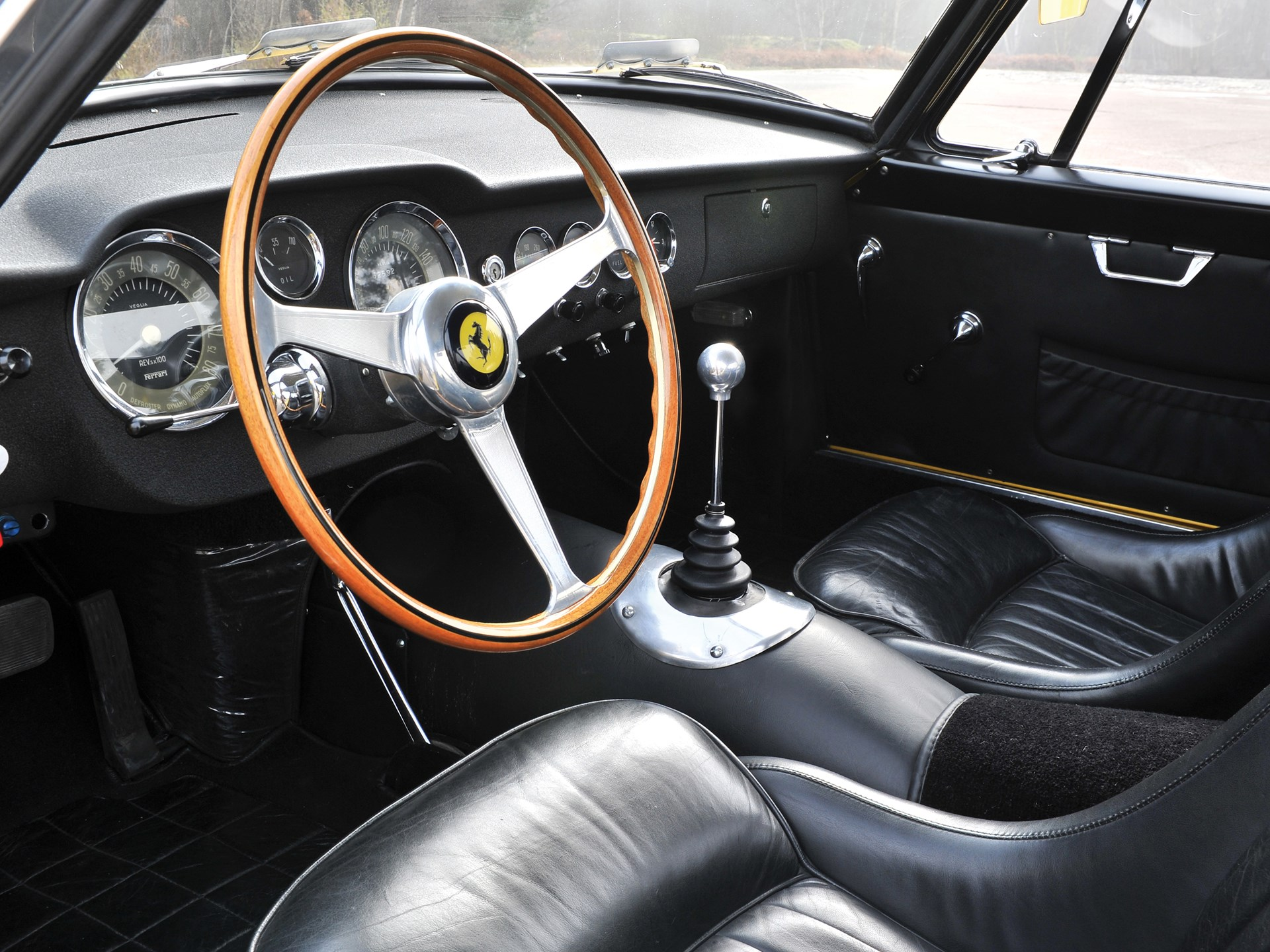 1960 Ferrari 250 GT SWB Berlinetta Competizione by Scaglietti