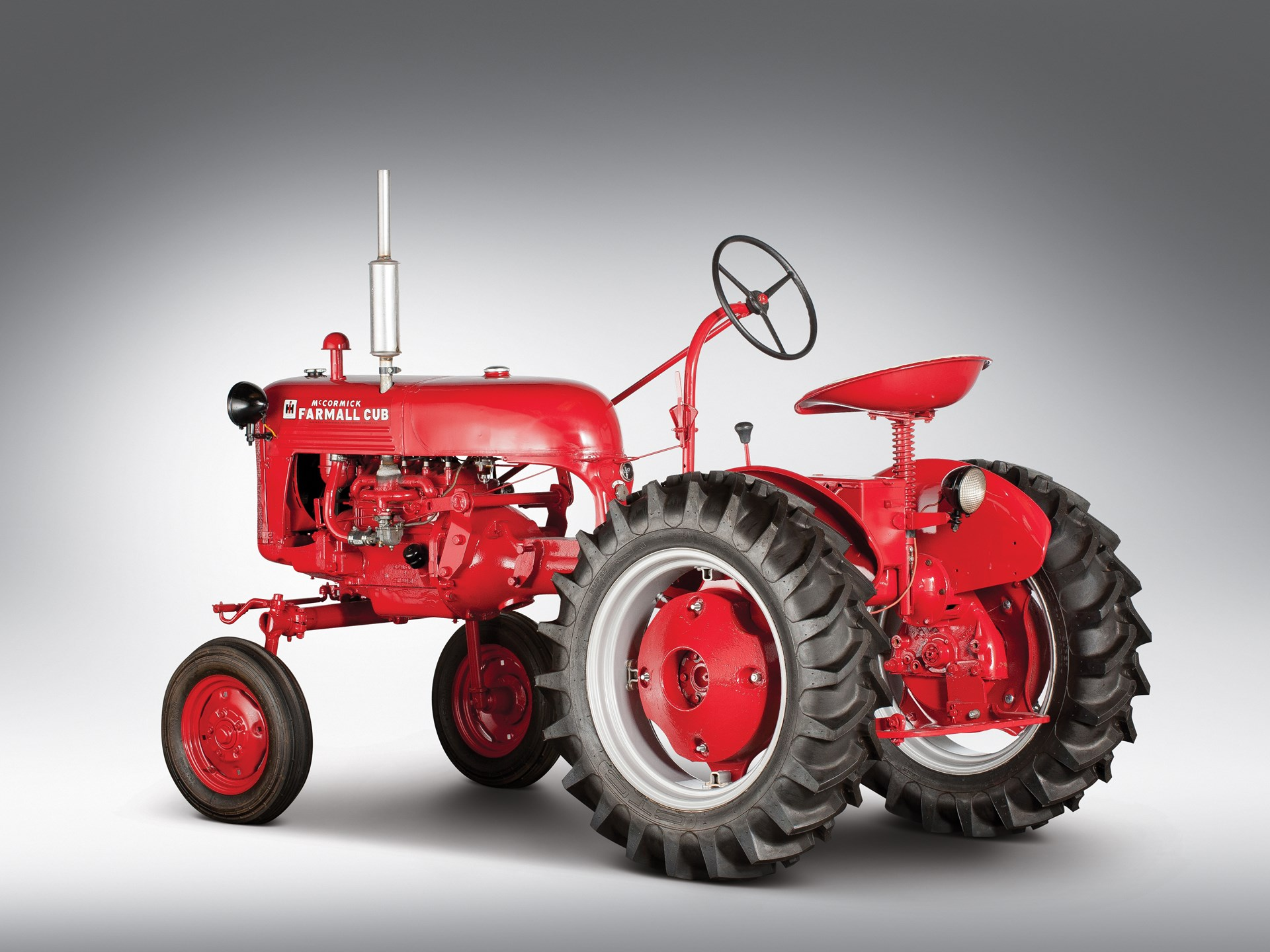 RM Sotheby's - 1948 McCormick Farmall Cub Tractor | The