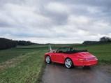 1998 Porsche 911 Carrera S Cabriolet  - $